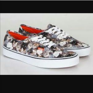 Vans Cat  ASPCA Limited Edition Sneakers